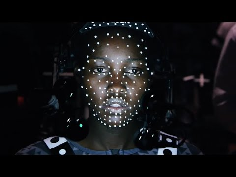Star Wars: The Force Awakens - Lupita Nyong'o's Pirate Life - D23 2015