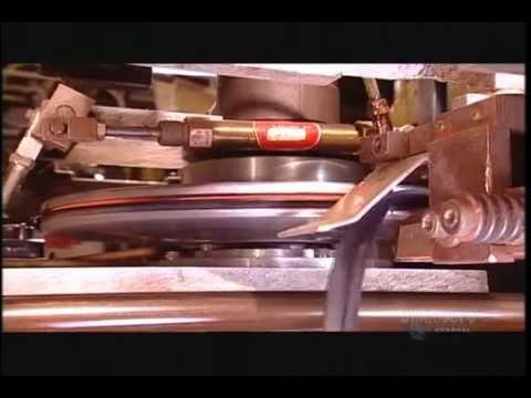 How Vinyl Records Are Made PART 2 OF 2