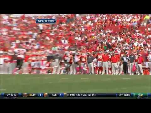 Tampa Bay Buccaneers Highlights 2012