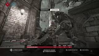 Gears of War 4 jugando a lo pro XD