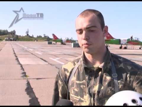 Военное обозрение (03.07.2014) Полеты курсантов на Л-39