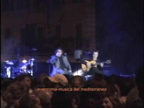 José de la Tomasa y Manolo Franco en Vivo Roma Festival
