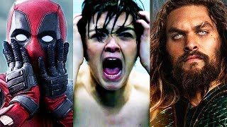2018 Comic Book Movies To Look Forward To - (Every Superhero Movie in 2018)