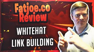 FatJoe.co Review - Whitehat Link Building Outreach