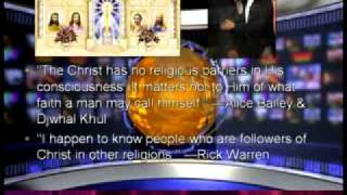 Visit http://WatchmanVideoBroadcast.com/ - Topics Include: Rick Warren's Prayer to a False God, Obama's Gay Agenda, God's Warning to America concerning Abortion ... and much more.