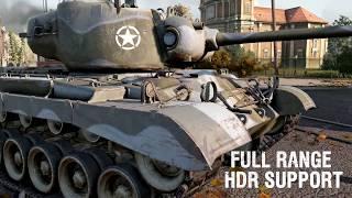 World of Tanks - Xbox One X 4K Enhancements Trailer