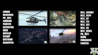 GTA V Rumours | Planes/Helicopters | GTA 5