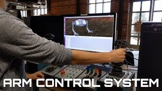 Mk.III Arm Control System Prototype (Behind The Scenes)