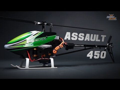 HobbyKing Product Video - HK Assault 450