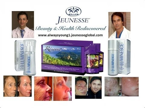 Jeunesse® Global Business Opportunity Presentation MLM BUSINESS 720p