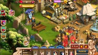 Игра верность рыцари и принцессы прохождение в одноклассниках