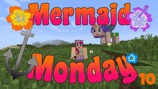 Mermaid Mondays! Ep.10 Wiggle Poof!