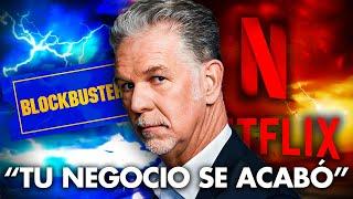 💿 El error empresarial más grande del siglo   Caso Netflix