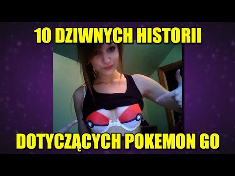 10 Dziwnych Historii Dotyczących Pokemon Go
