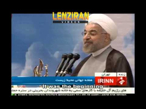 Hassan Rohani Tell How Religious Iranians Resisted To Modernization video