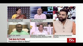 The Big Picture - Population: Boon or Bane?