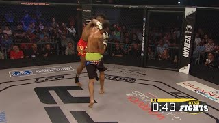 Fight of the Week: Peter Stanonik vs. Kendrik Williams at LFA 23