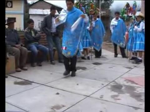 NAVIDAD 2012 - 1,  EN OCAÑA, CHUYA, SONCONCHE, OTOCA, CHAVINCHA, LUCANAS AYACUCHO