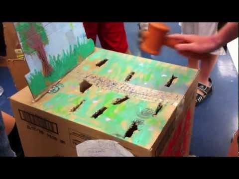 Arcola Elementary Cardboard