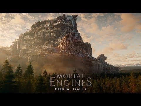 Mortal Engines - Official Full online (HD) en streaming