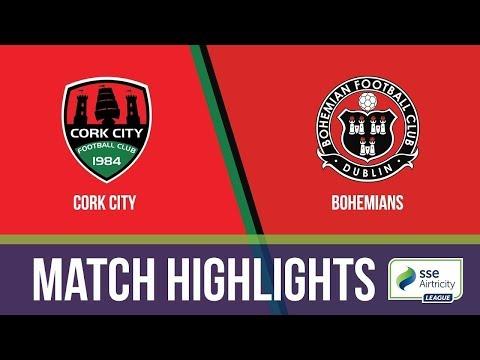 HIGHLIGHTS: Cork City 1-0 Bohemians