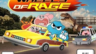 Games: Amazing World of Gumball - Wheels of RAGE