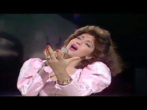 Samira Said - Mosh Hatnazel Aanak (Official Video)   1987   سميرة سعيد - مش حتنازل عنك