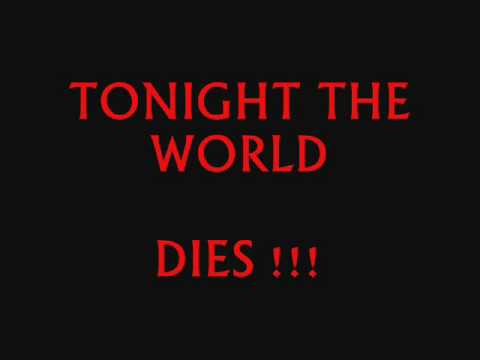 Avenged Sevenfold - Tonight The World Dies