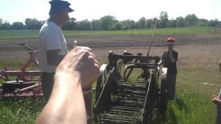 Greg Reynolds from Minnesota's Riverbend Organic Farm