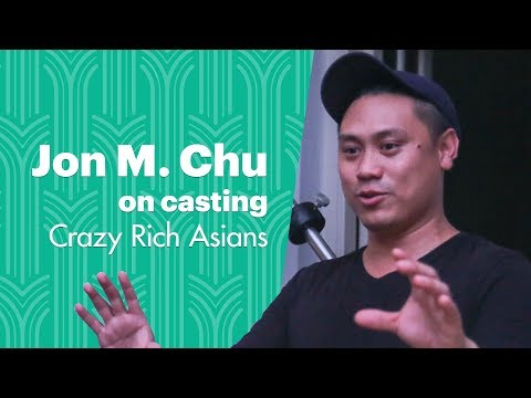 Jon M. Chu Lost Sleep Over Casting 'Crazy Rich Asians'