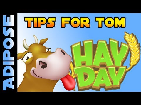 Hay Day- Tips for Using Tom! Land Expansion & Making Money!