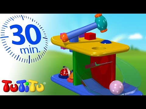 TuTiTu Specials | Hammer Bench | Toys For Toddlers | 30 Minutes Special