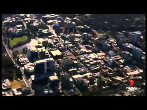 The Changing Face of Sydney - Parramatta | Mark McCrindle on 7 News