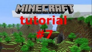 tutorial minecraft #7 como construir una trampa HD