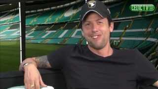 Celtic TV - Ross McCall Studio Outtakes