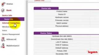 How to Setup or Configure STC Home Broadband 102 Modem (Internet Connection)