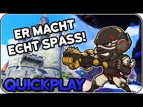 Doomfist macht Bock! • Overwatch Quickplay deutsch