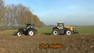 Valtra S 274 vs  Fastrac 8310
