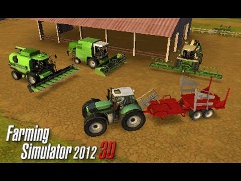 Farming simulator 12