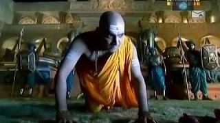 Chanakya Give challenge to Mghad Naresh dhnananad