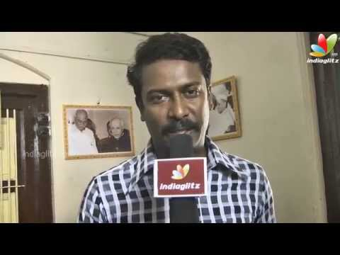 Samuthirakani About 'kamaraj' Movie | Shooting Spot, Movie Making video