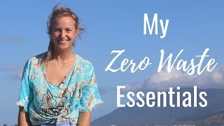 My Zero Waste Essentials as a Nomad | Plastic Free July