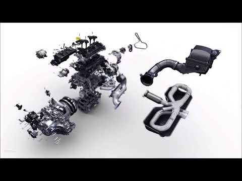 Neue Alpine A110 Technik, Antrieb und Fahrwerk