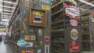 Larry Singleton Takes Us Behind the Scenes at the Cracker Barrel Warehouse in Lebanon