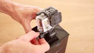 GoPro Hero 3 Unboxing and Setup