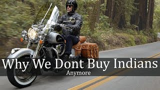 The Real Reason We Avoid Buying Indian Motorcycles