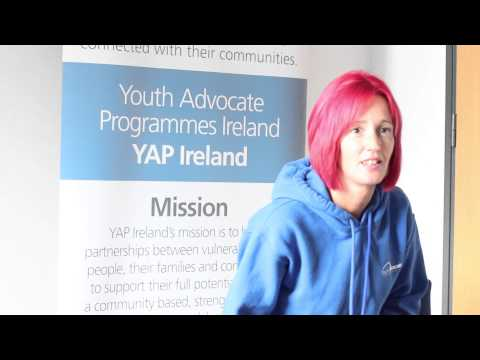 Leanne talks about her experiences with YAP
