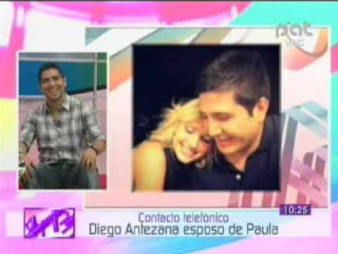 PINPON DEL CHISME, PAOLA UNZUETA SE CASO POR LO CIVIL @ EHBUENA PAT BOLIVIA