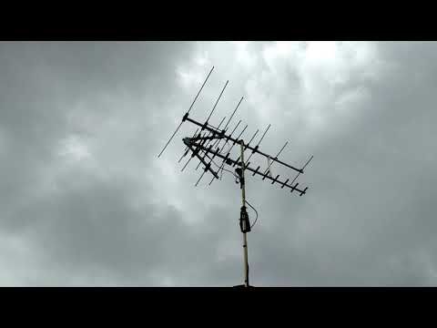 HD Stacker TV Antenna Review.