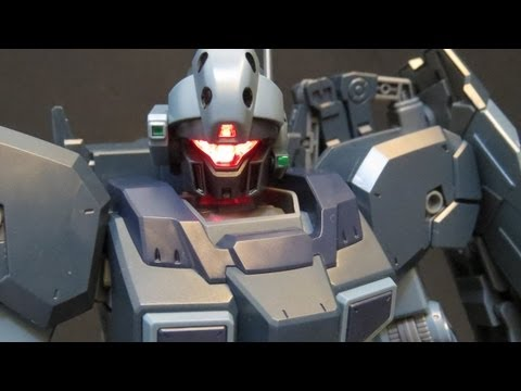 MG Jesta review (4: MS) Gundam Unicorn Londo Bell Tri-Stars Gunpla plastic model ガンプラ